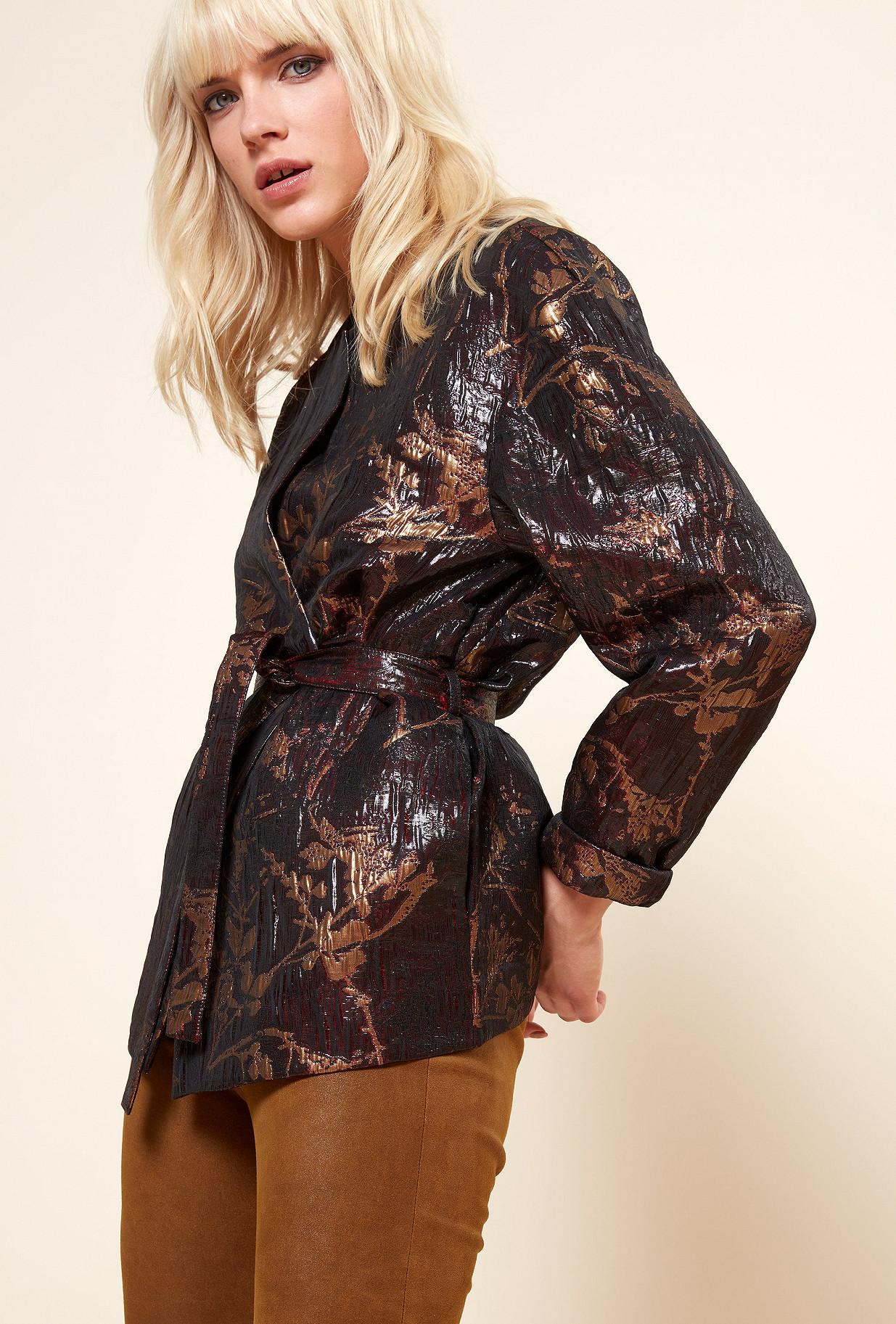 Paris boutique de mode vêtement VESTE créateur bohème  Querida