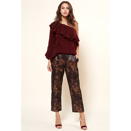 PANTALON Rouge Quizas Mes Demoiselles Paris