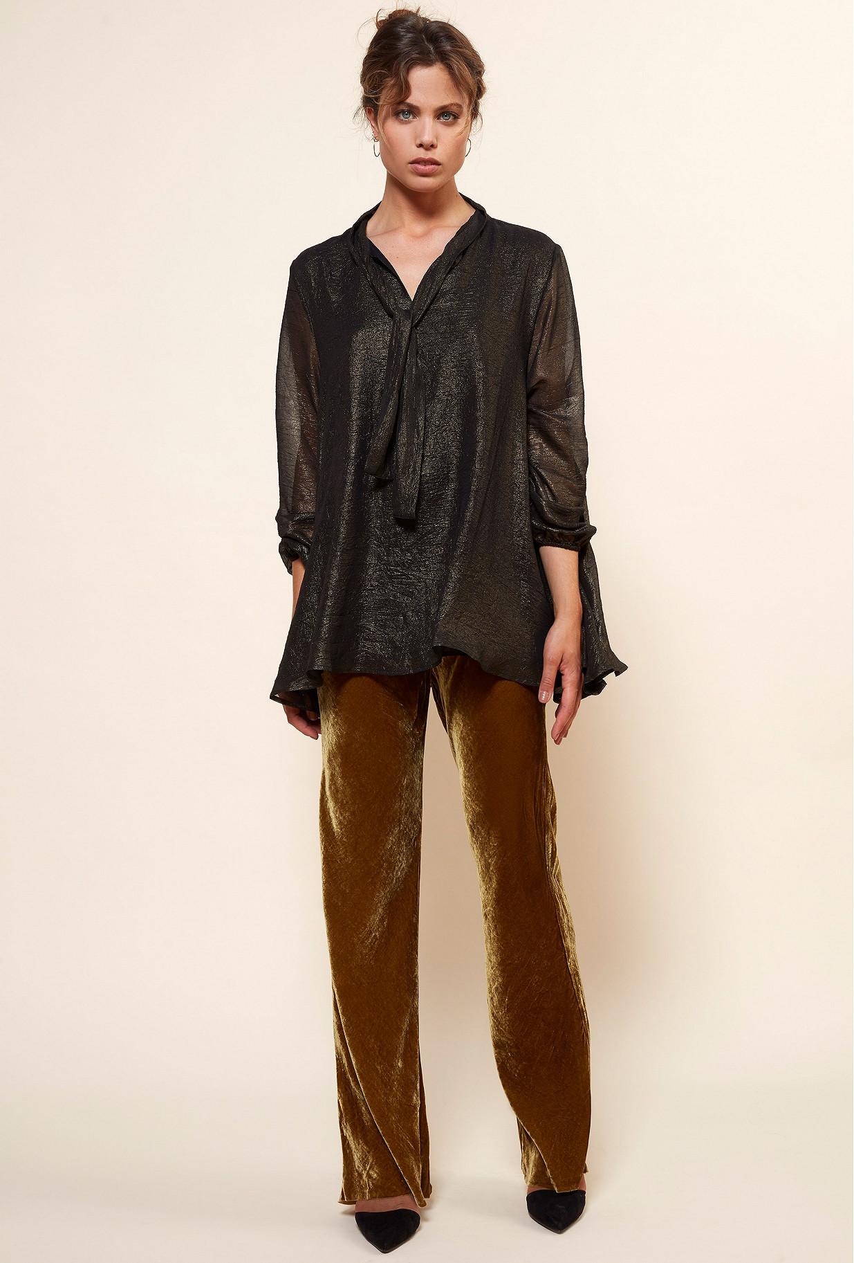 Paris boutique de mode vêtement Blouse créateur bohème  Reflet