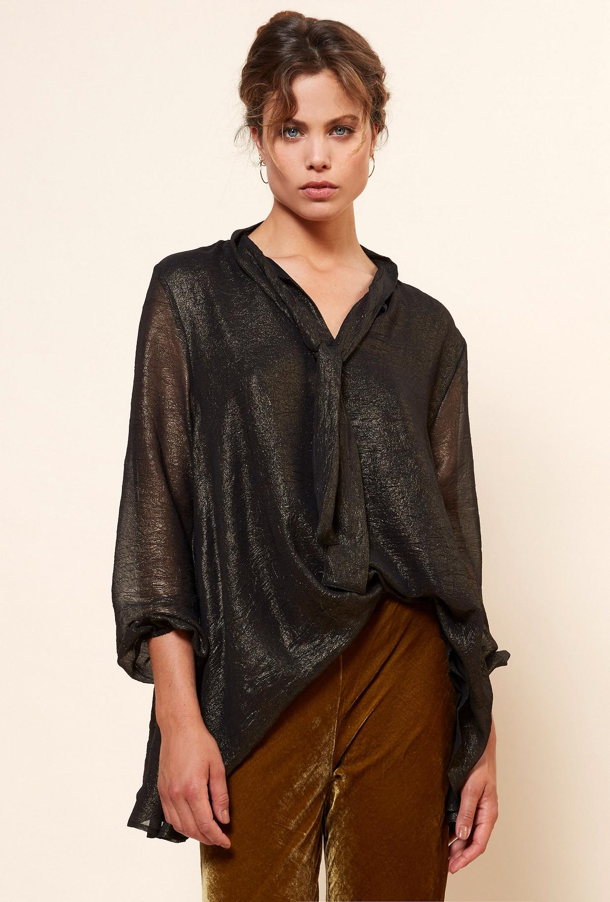 Paris clothes store Blouse  Reflet french designer fashion Paris