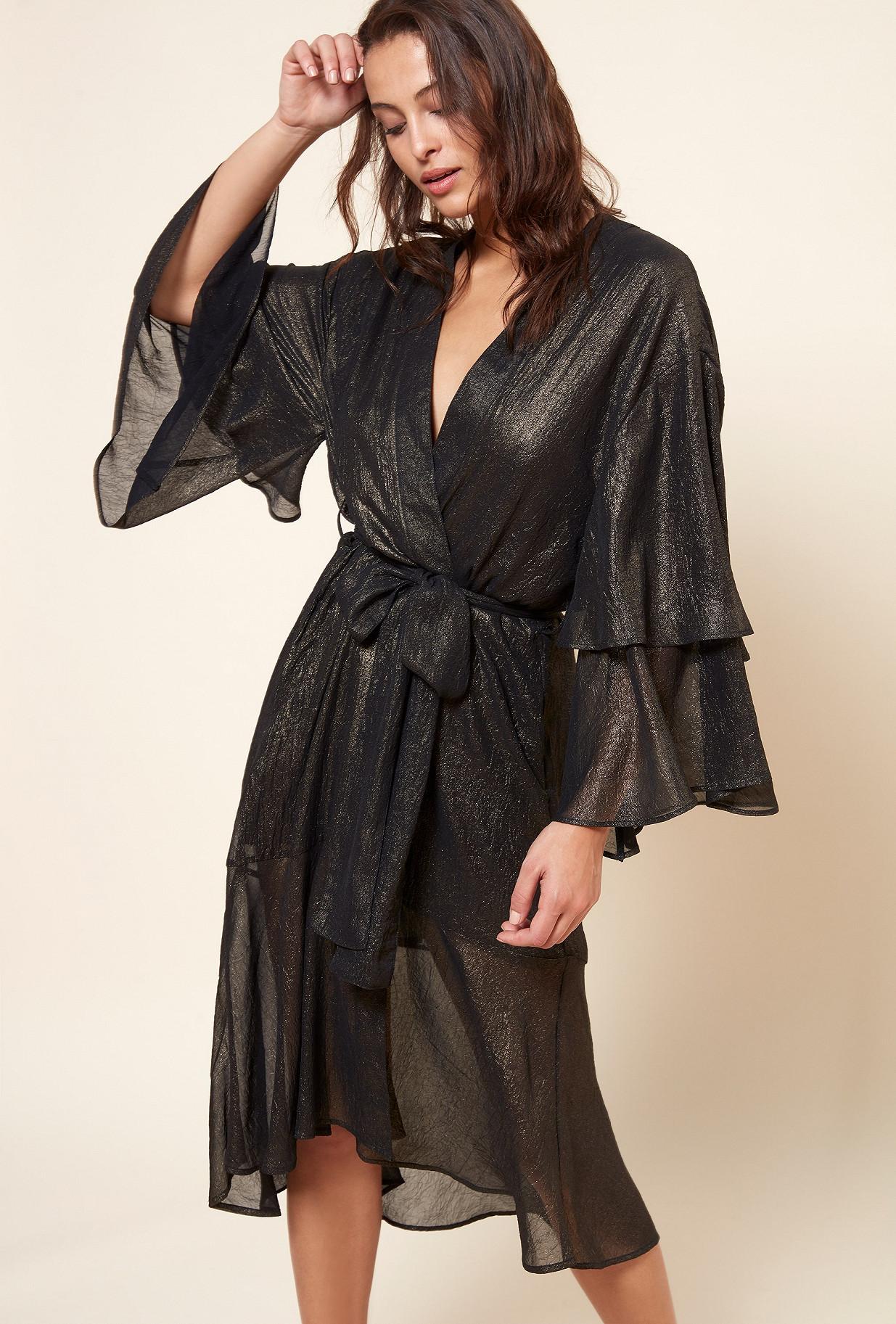 KIMONO Bronze  Reflexion mes demoiselles paris vêtement femme paris