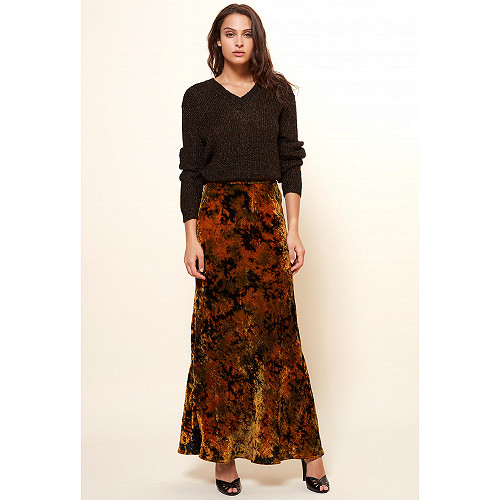 Skirt Sade Mes Demoiselles color Floral print