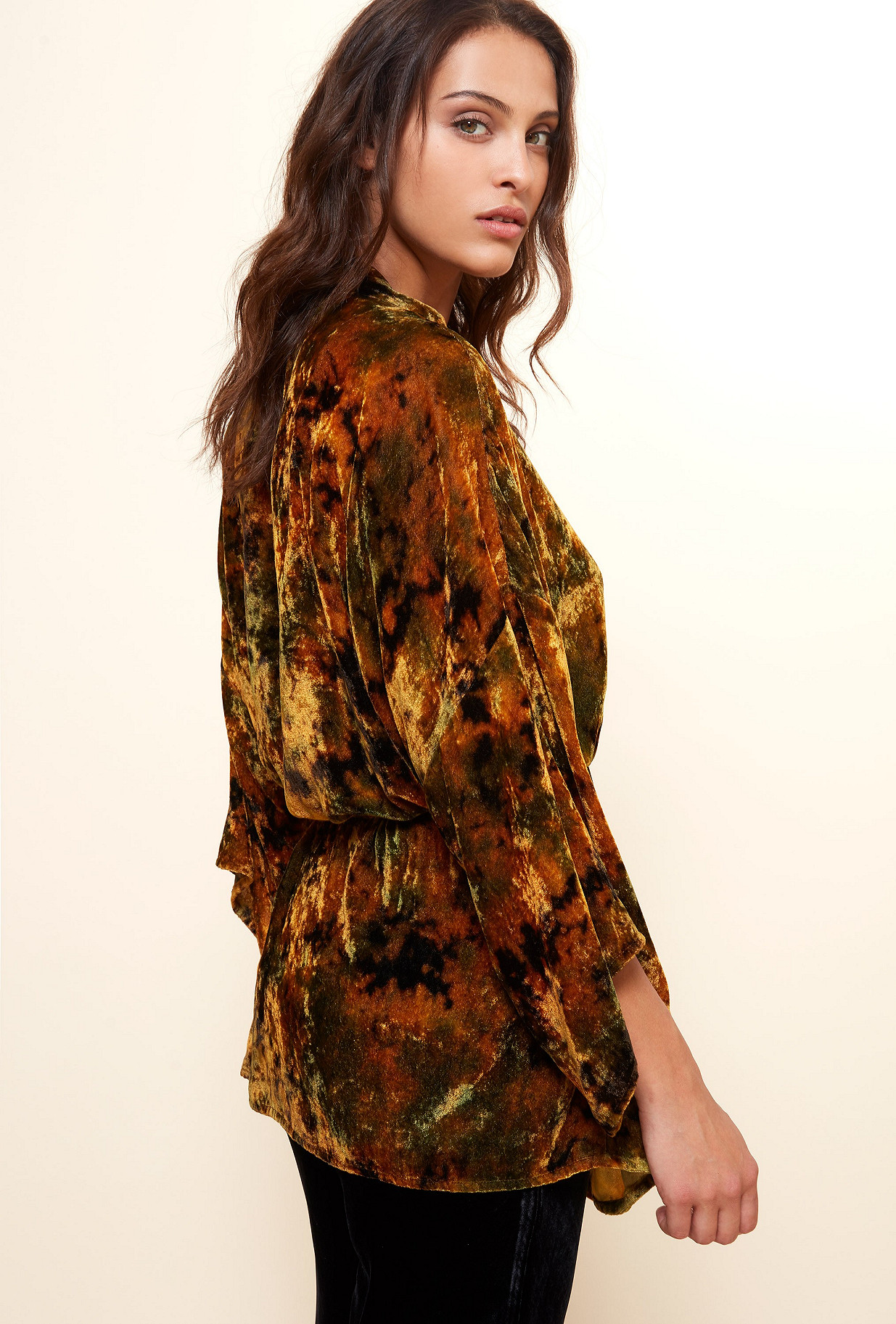 Paris clothes store KIMONO  Shana french designer fashion Paris