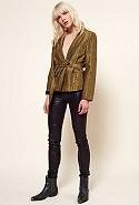 clothes store VESTE  Sledge french designer fashion Paris