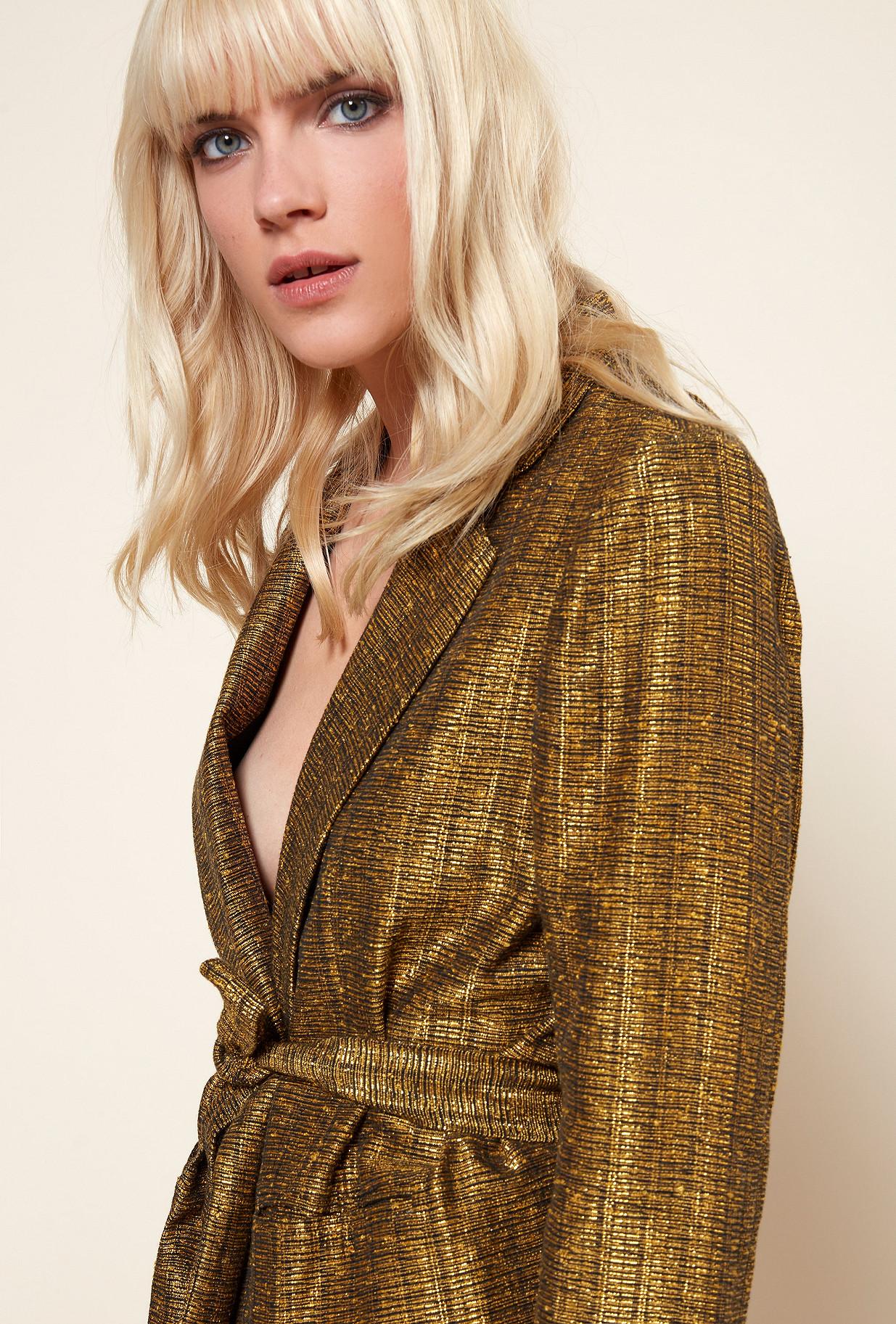 Paris boutique de mode vêtement VESTE créateur bohème  Sledge
