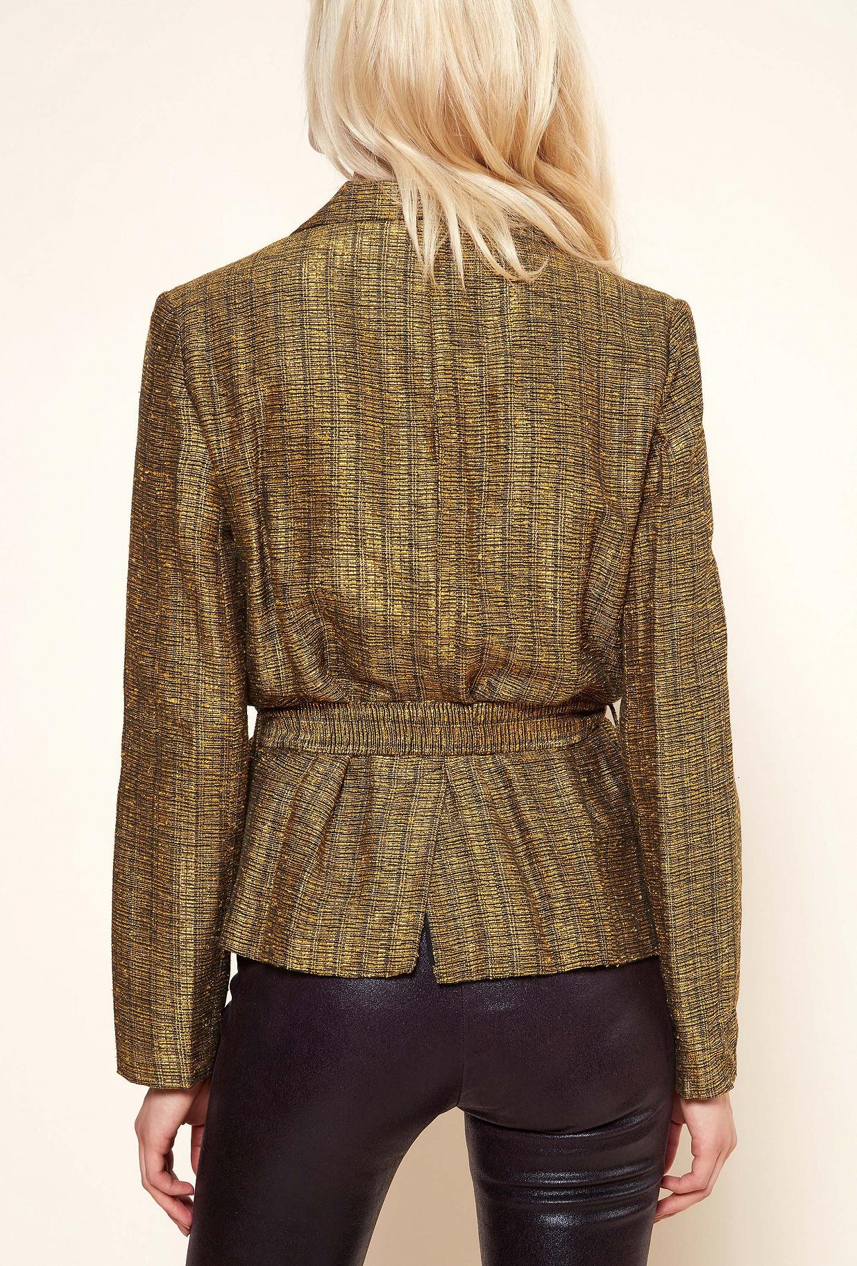 clothes store JACKET  Sledge french designer fashion Paris