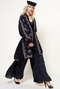 clothes store COAT  Zabina french designer fashion Paris