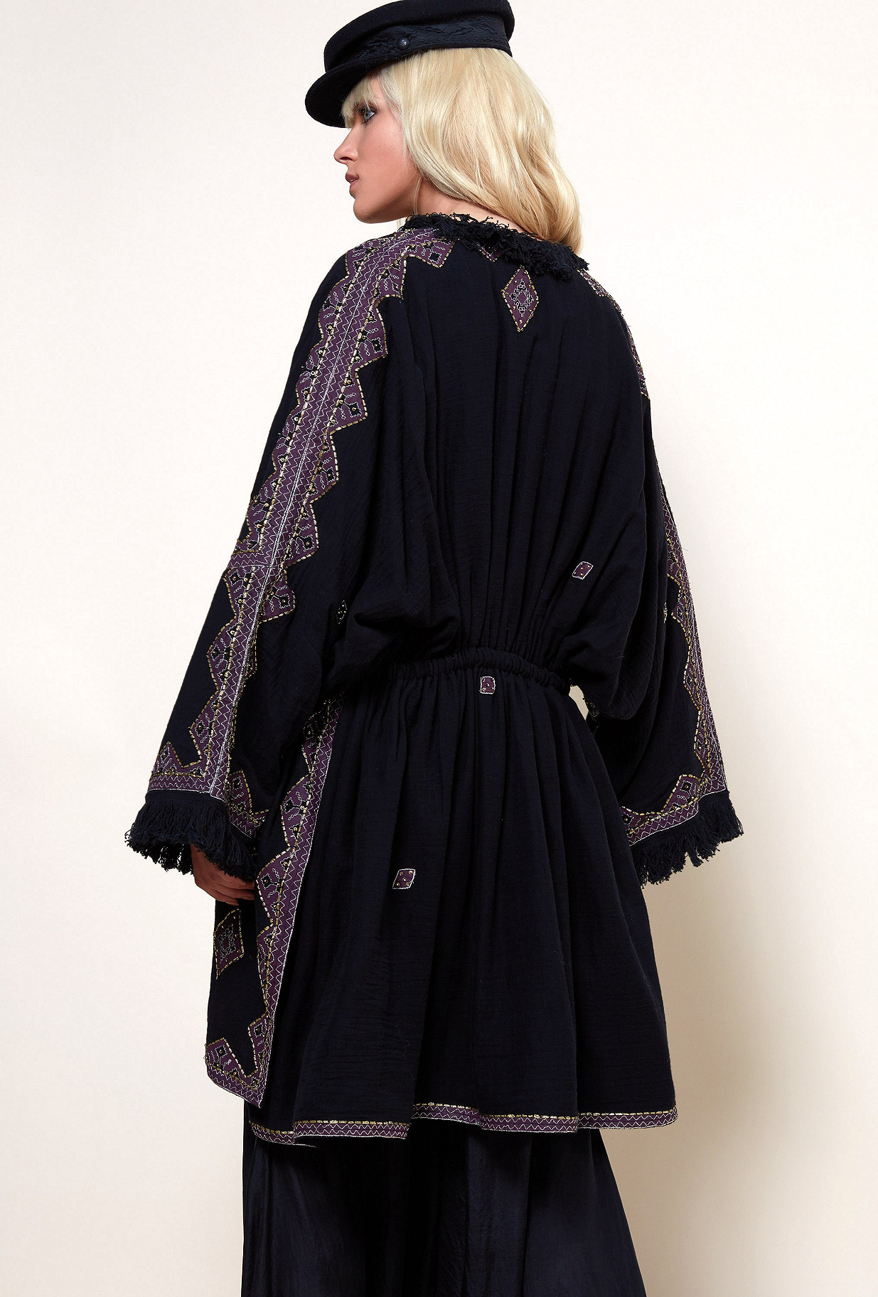 Paris clothes store COAT  Zabina french designer fashion Paris
