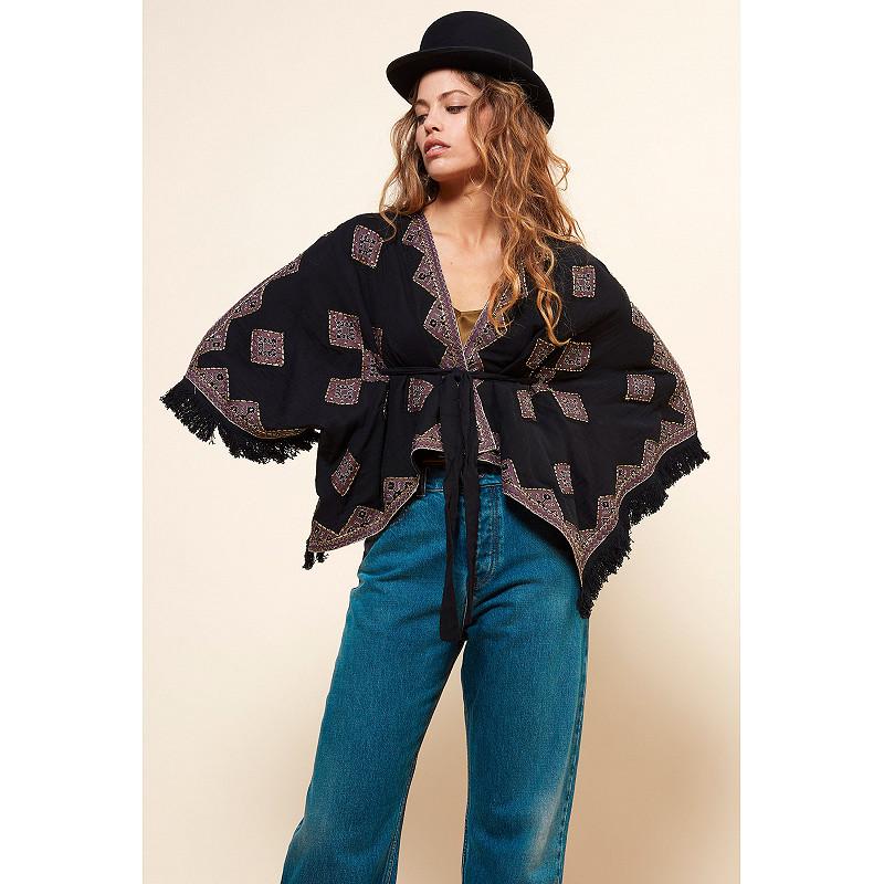 Paris clothes store KIMONO  Zoia french designer fashion Paris
