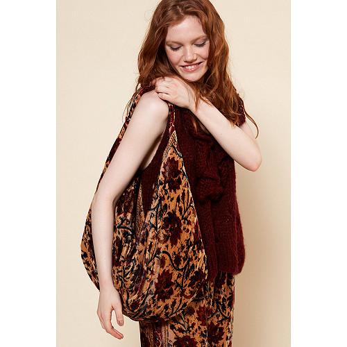 Bag Chadok Mes Demoiselles color Floral print