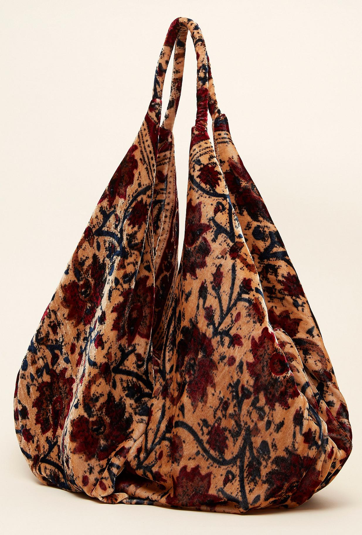 Floral print  Bag  Chadok Mes demoiselles fashion clothes designer Paris