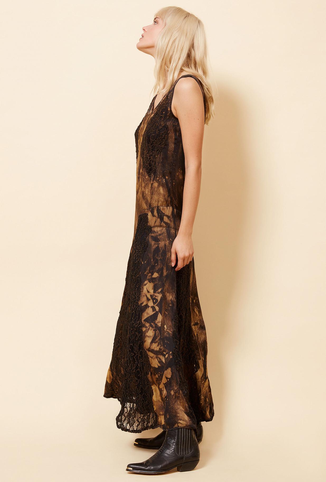 Robe Noir Garance dore Mes Demoiselles Paris