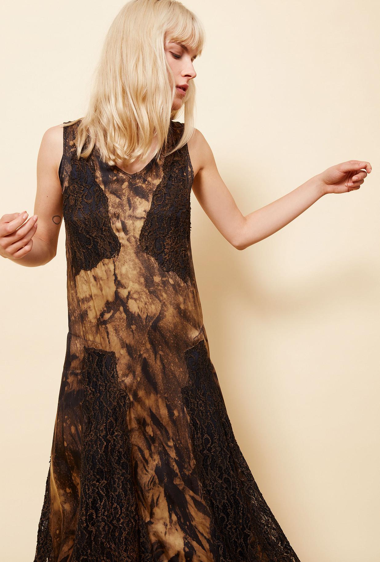 Femme De Boutique Dore Paris Garance Robe Createur Mode qBxqEd