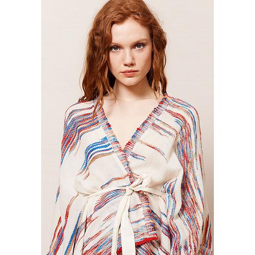 Bronze  Kimono  Nova Mes demoiselles fashion clothes designer Paris