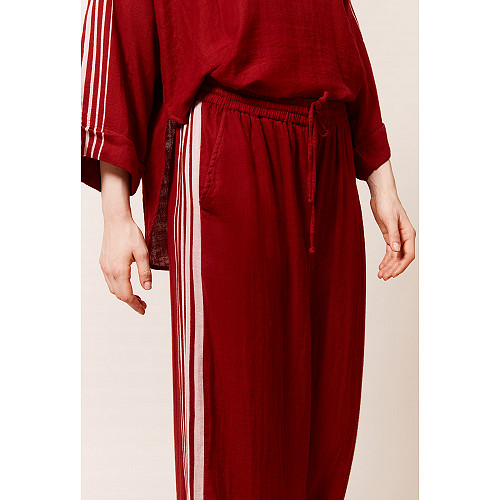 Red Pant Adidaney