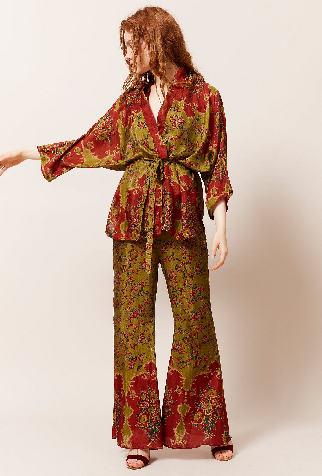 Paris clothes store Kimono  Davince french designer fashion Paris