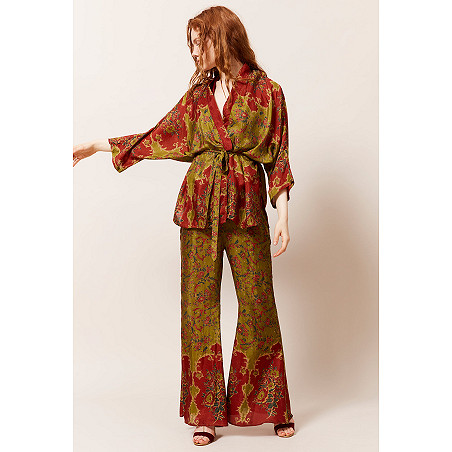 clothes store Kimono  Davince french designer fashion Paris