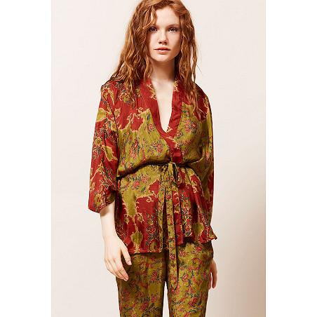 boutique de vetement Kimono createur boheme  Davince