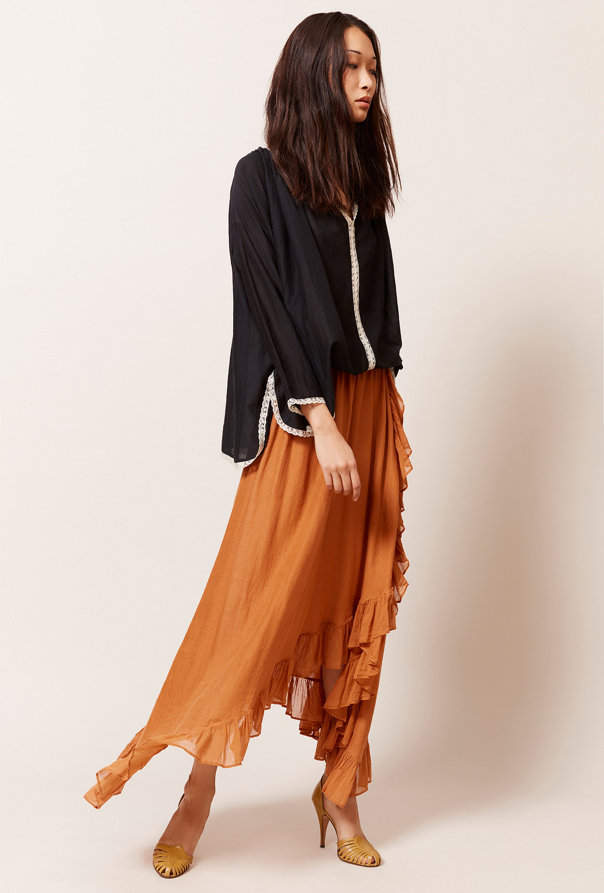 Blouse  Gretta Mes demoiselles fashion clothes designer Paris