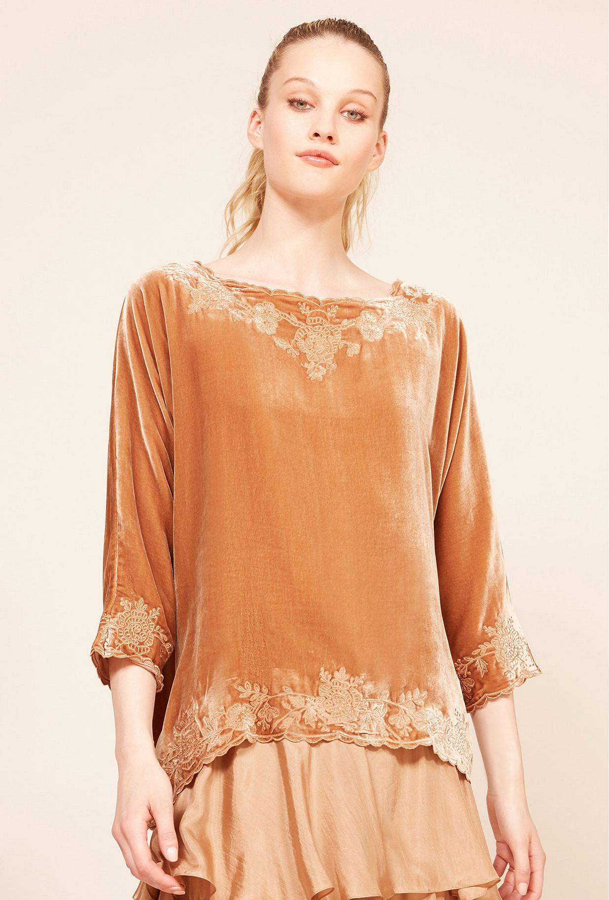 Paris boutique de mode vêtement Top créateur bohème  Matter