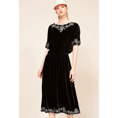 Robe Noir  May mes demoiselles paris vêtement femme paris