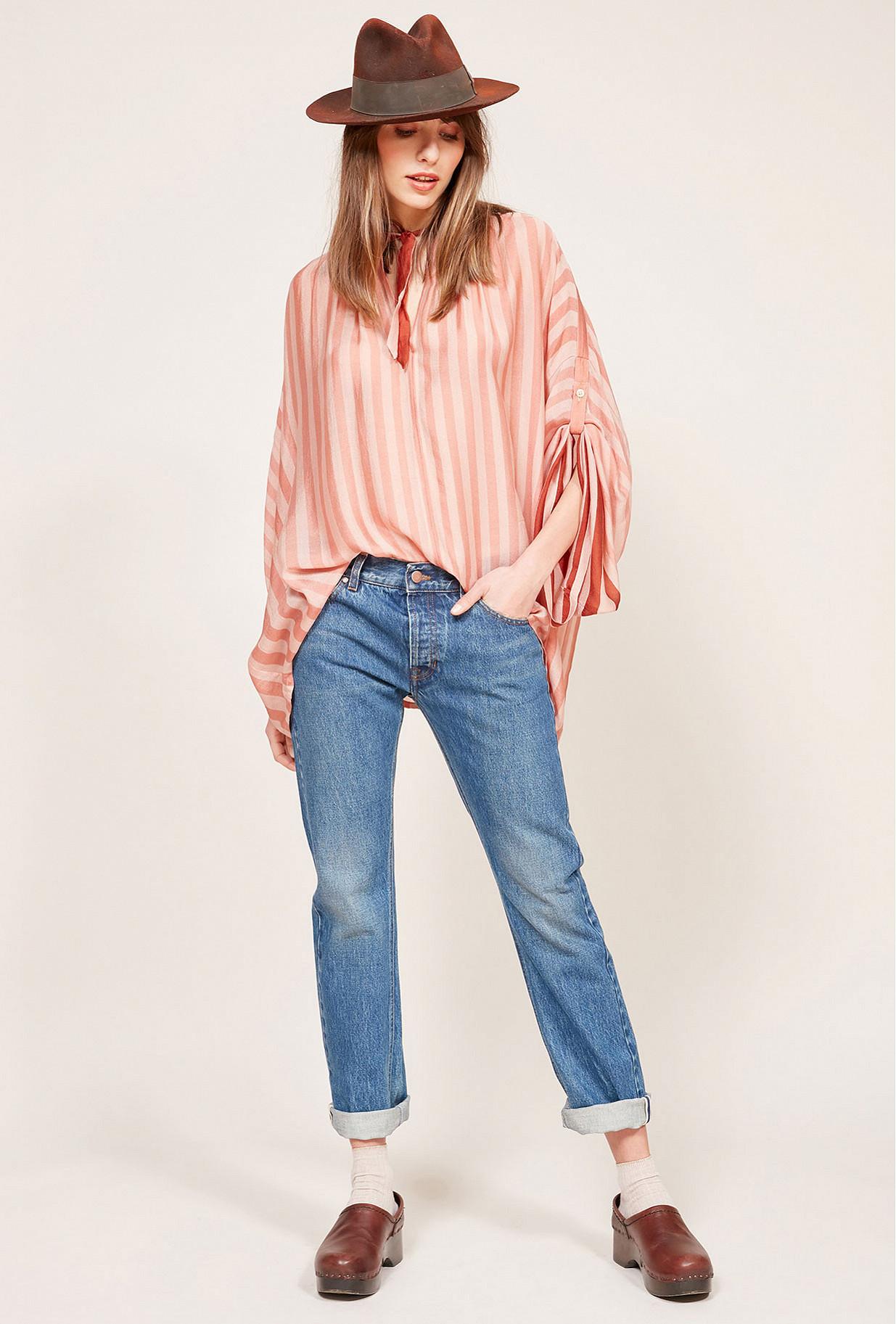 Paris boutique de mode vêtement Blouse créateur bohème  Sunlight