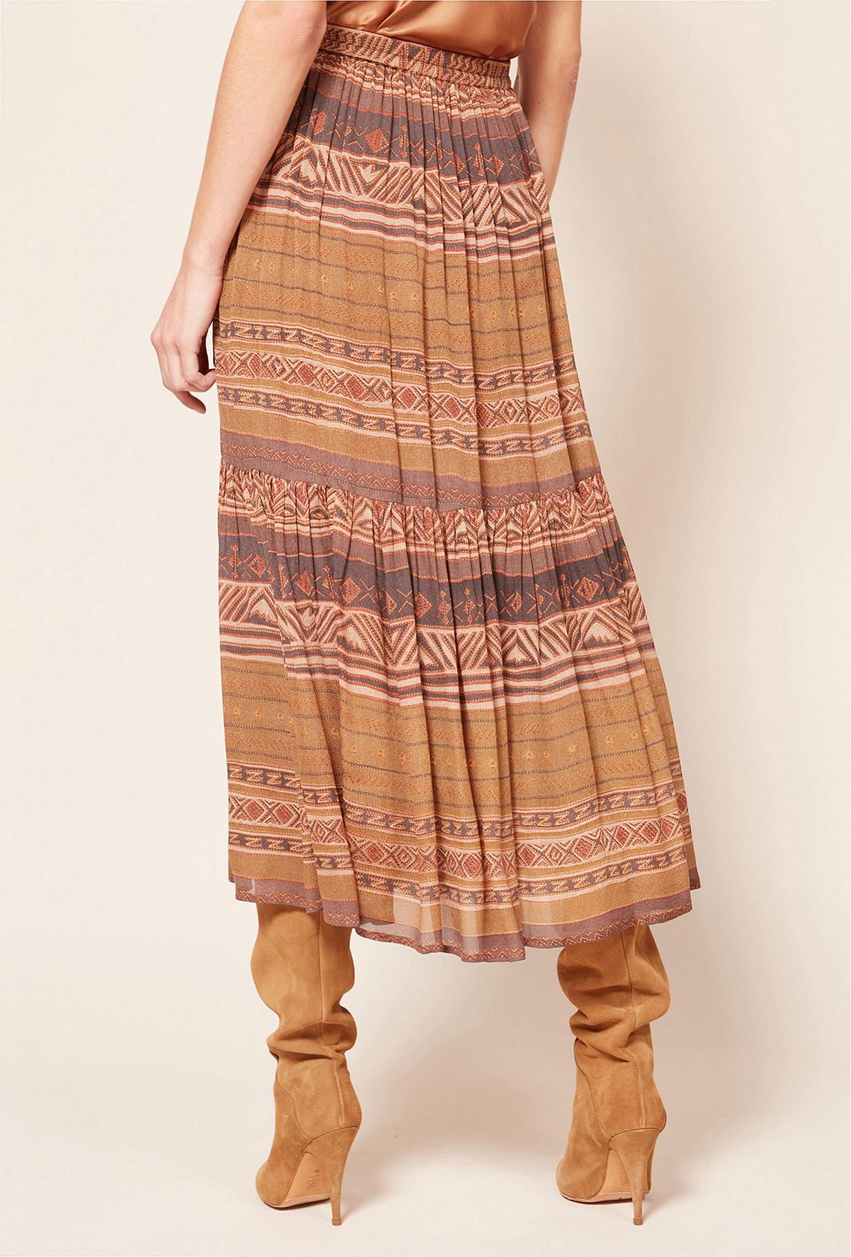 Paris clothes store Skirt  Contralto french designer fashion Paris
