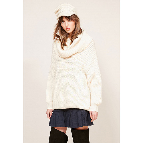 Ecru Sweater Willow Mes Demoiselles Paris