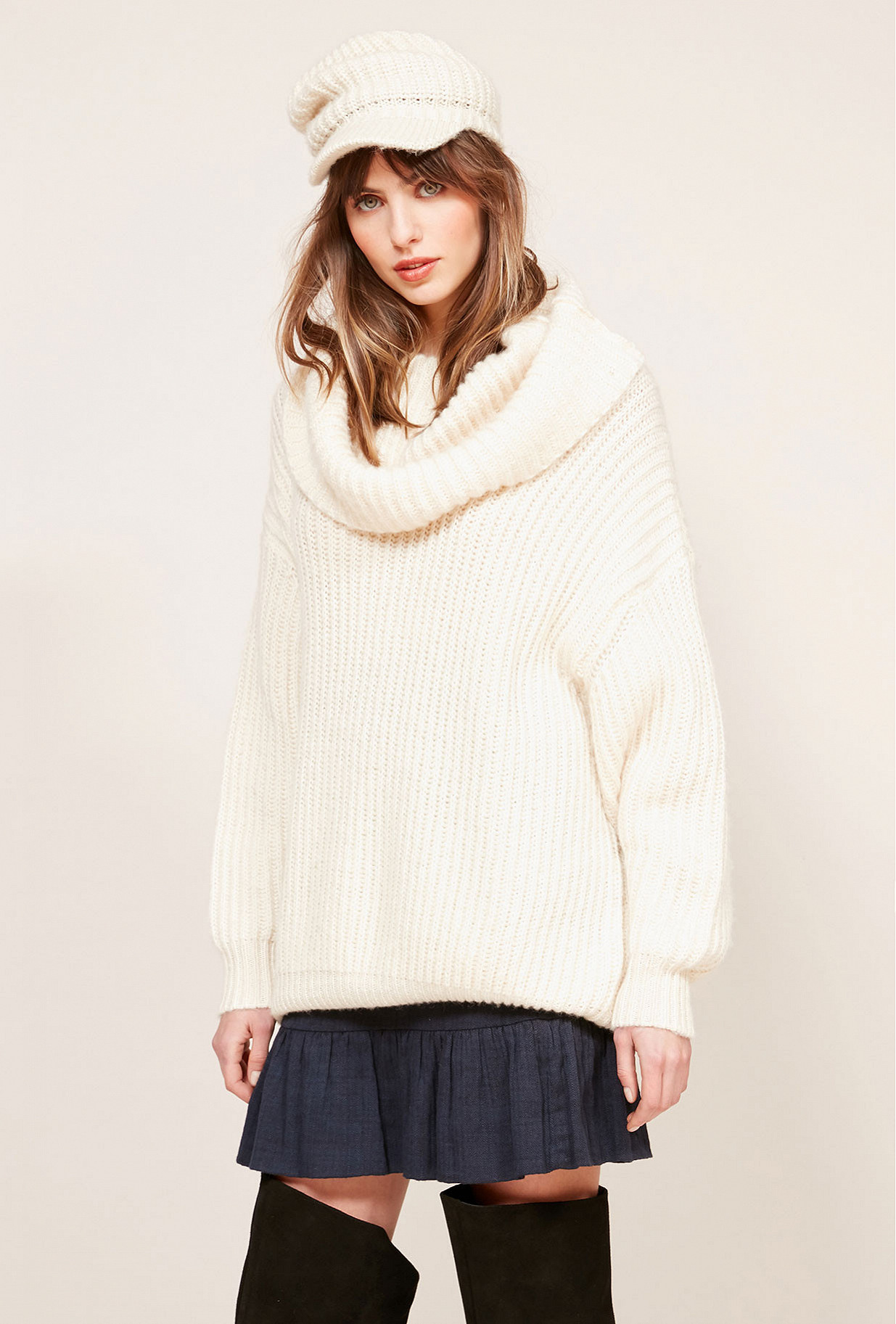 Paris clothes store Sweater  Willow french designer fashion Paris
