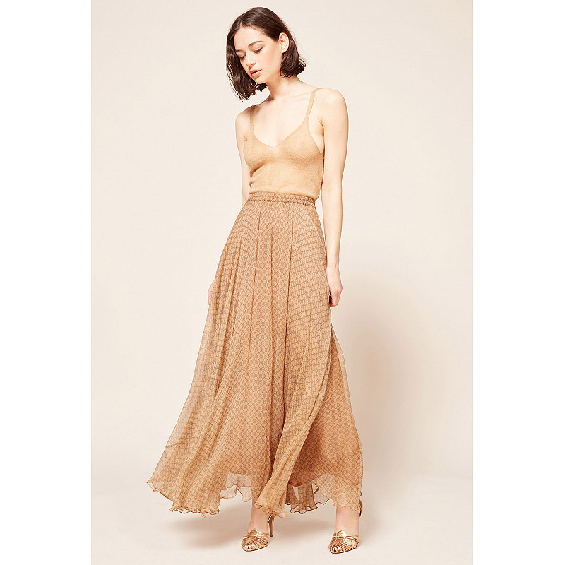 Paris boutique de mode vêtement Jupe créateur bohème  Trueness