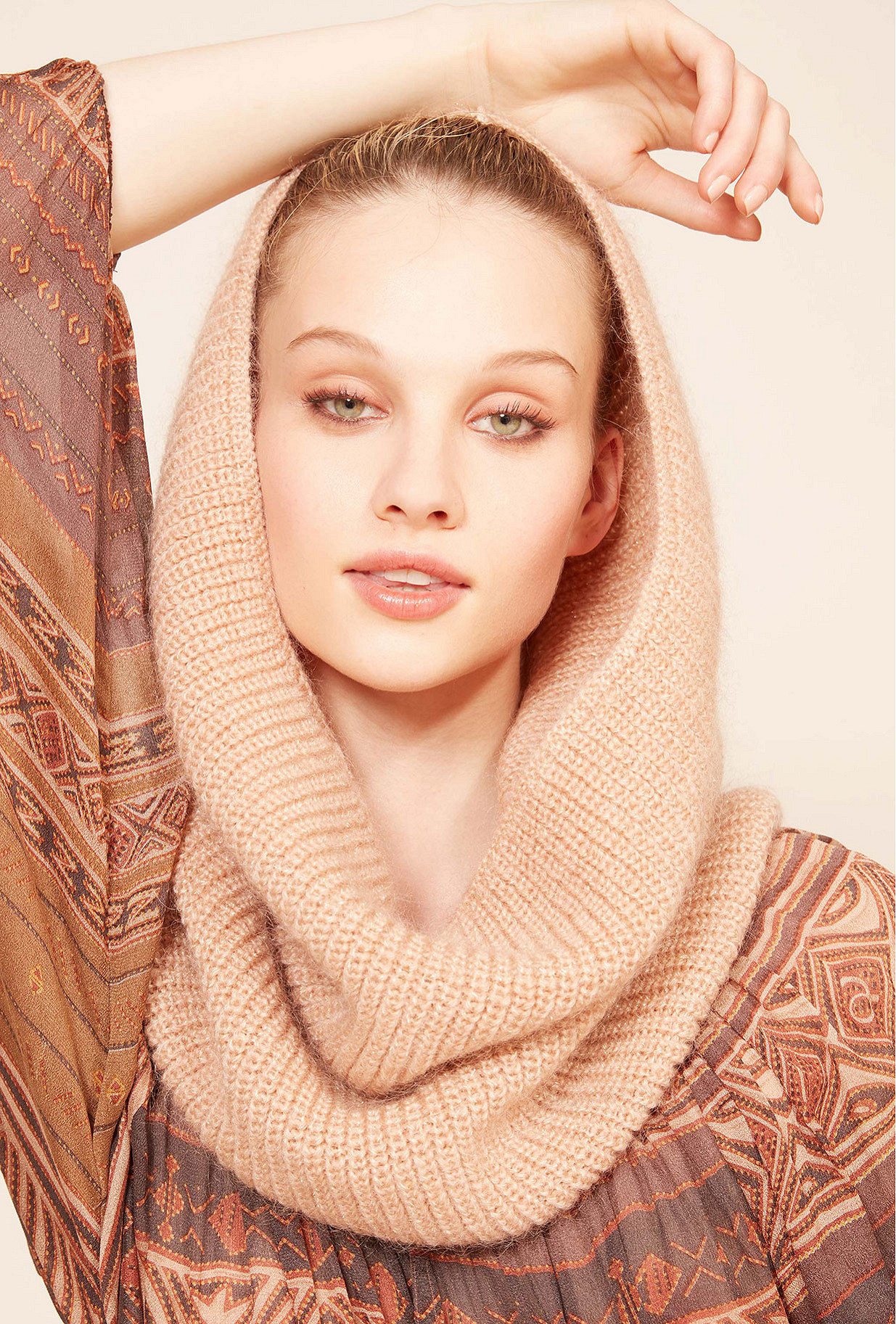 Paris clothes store Scarf  Segin french designer fashion Paris