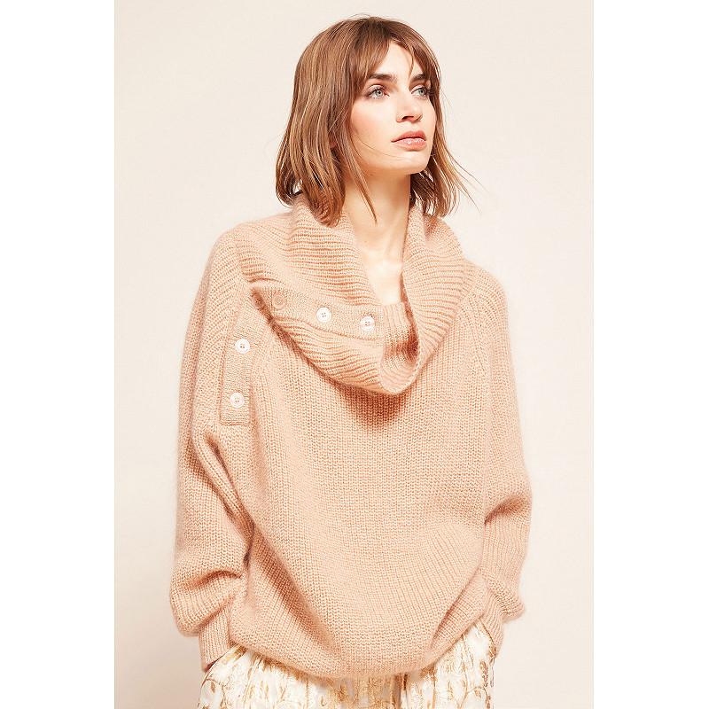 Paris boutique de mode vêtement Pull créateur bohème  Saiph