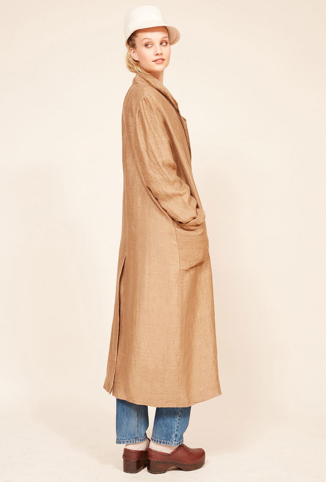 Paris boutique de mode vêtement Manteau créateur bohème  Sahara