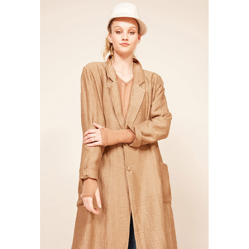 Paris clothes store Coat  Sahara french designer fashion Paris