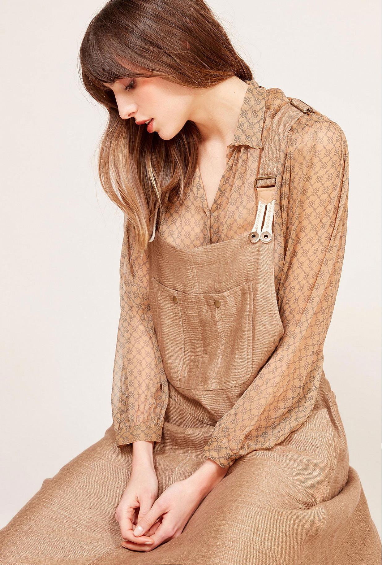 Natural Dress Sable