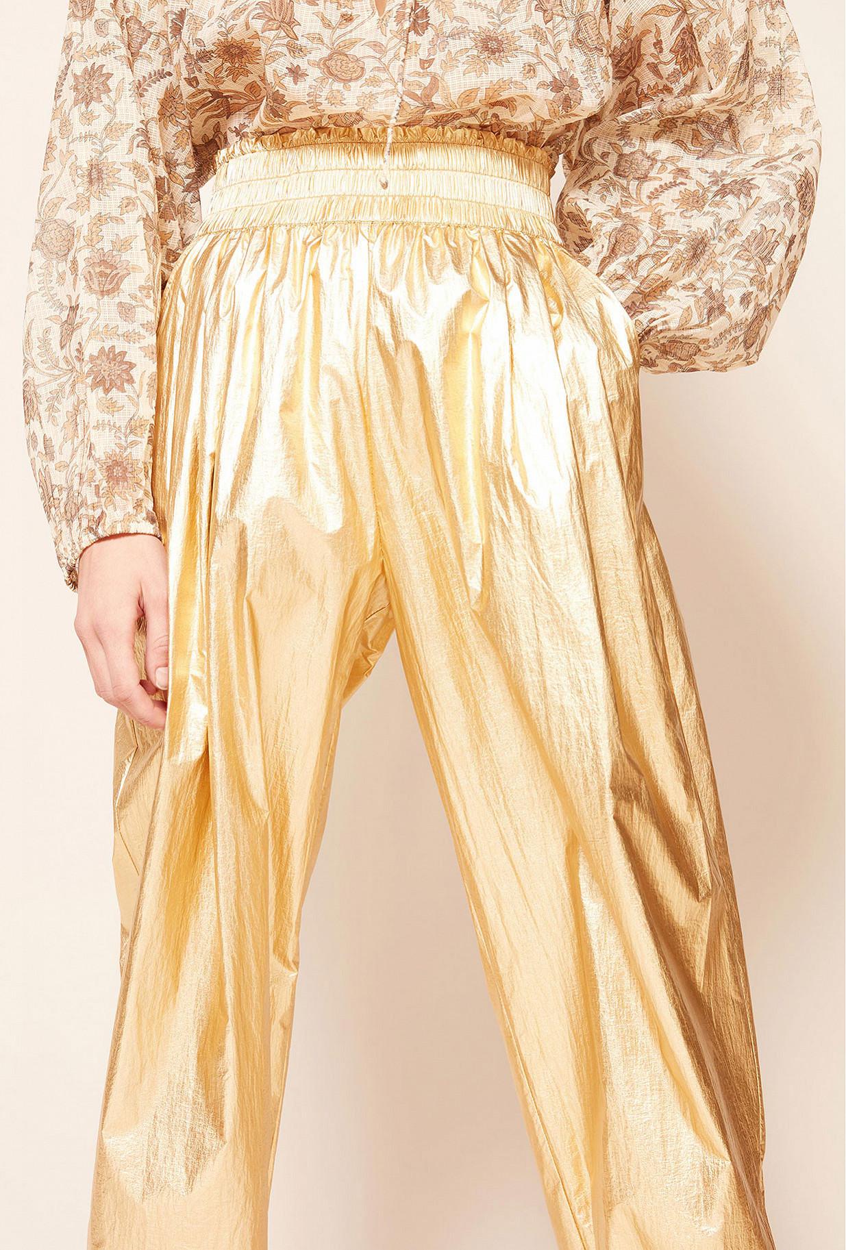 Paris boutique de mode vêtement Pantalon créateur bohème  Ovide