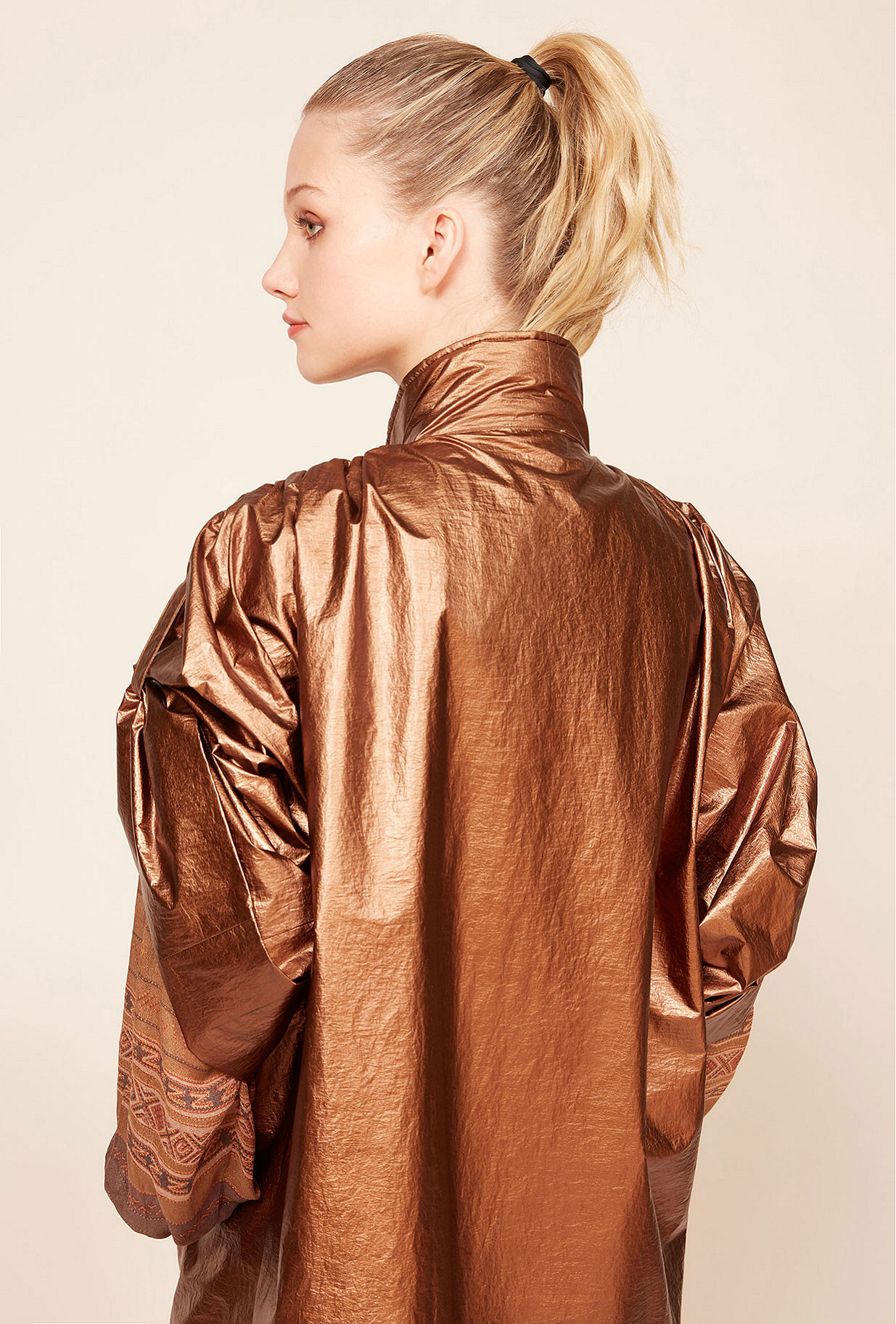 Bronze Jacket Orbite