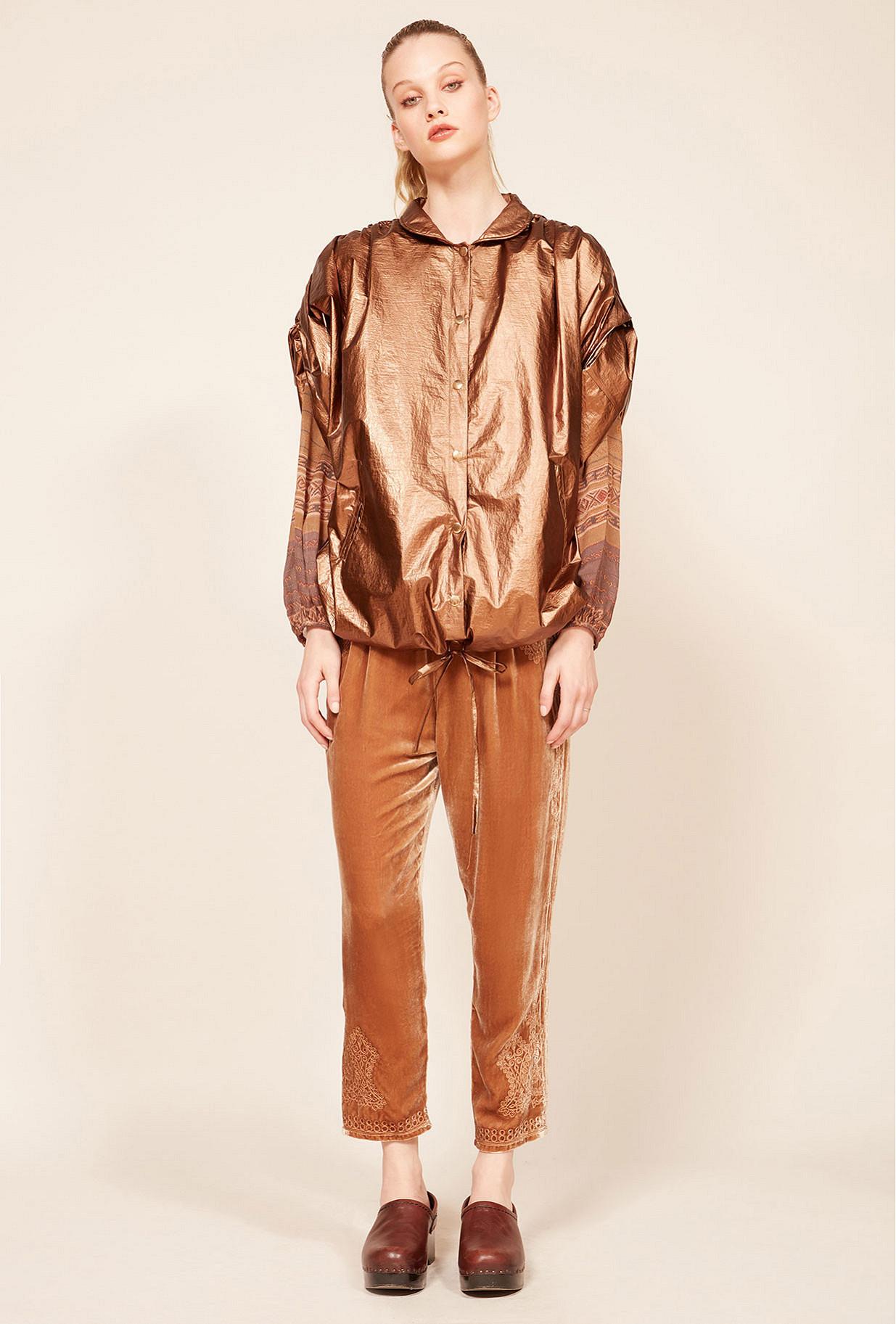 Paris clothes store Jacket  Orbite french designer fashion Paris