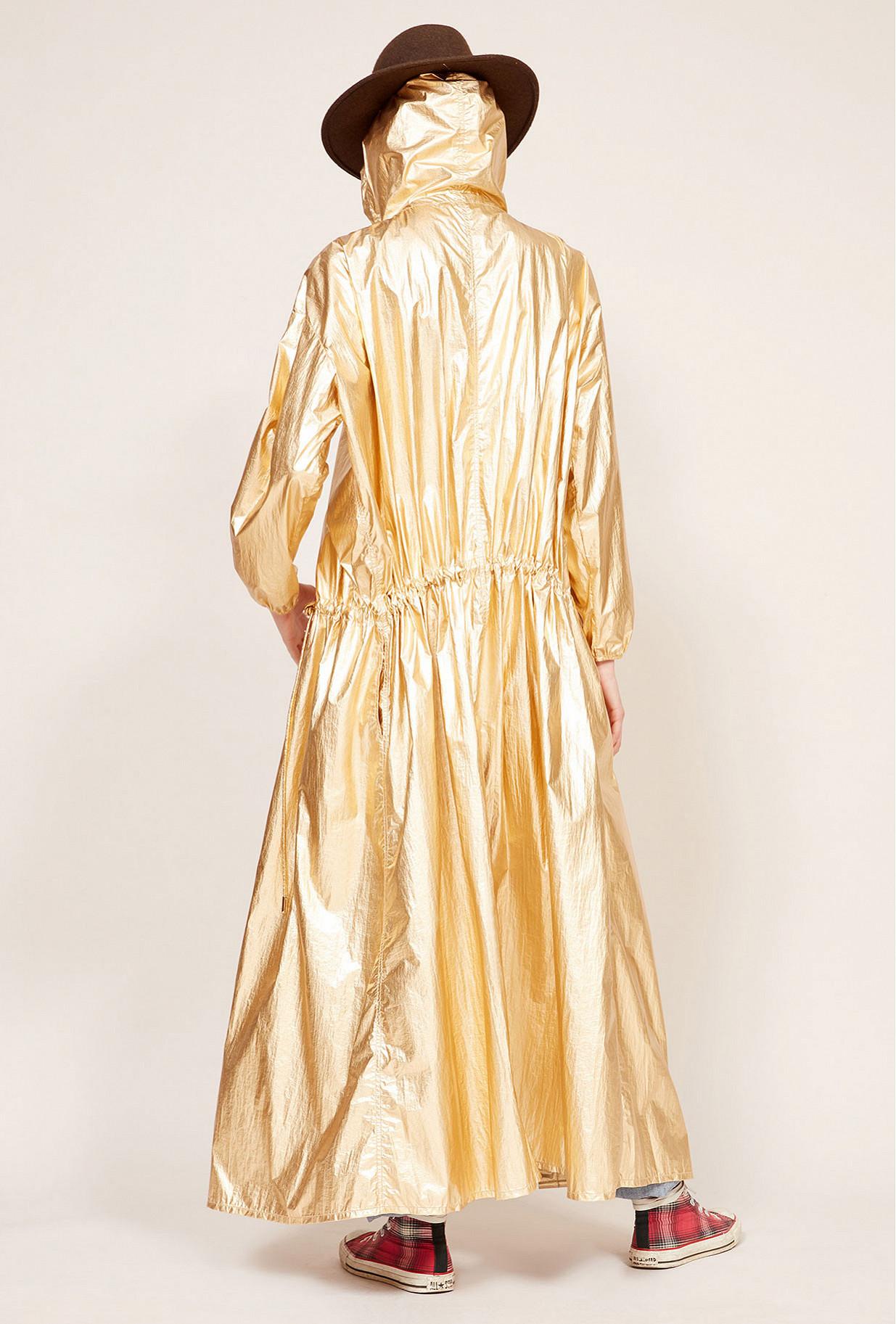 Manteau Or  Odyssee mes demoiselles paris vêtement femme paris