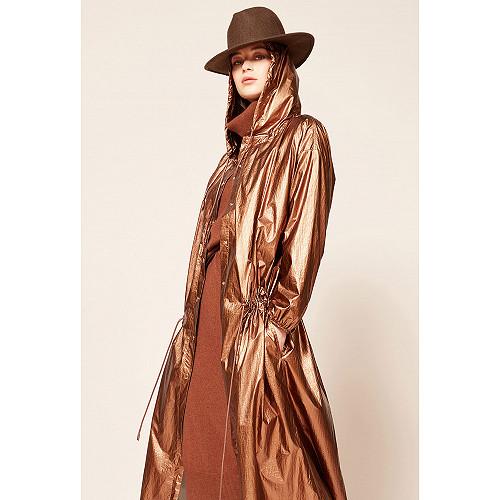 Manteau Bronze  Odyssee mes demoiselles paris vêtement femme paris