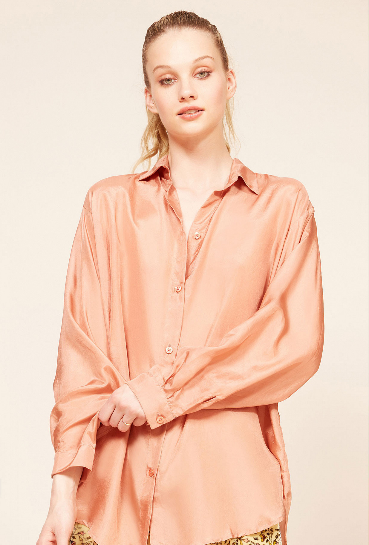 Paris clothes store Shirt  Magal french designer fashion Paris