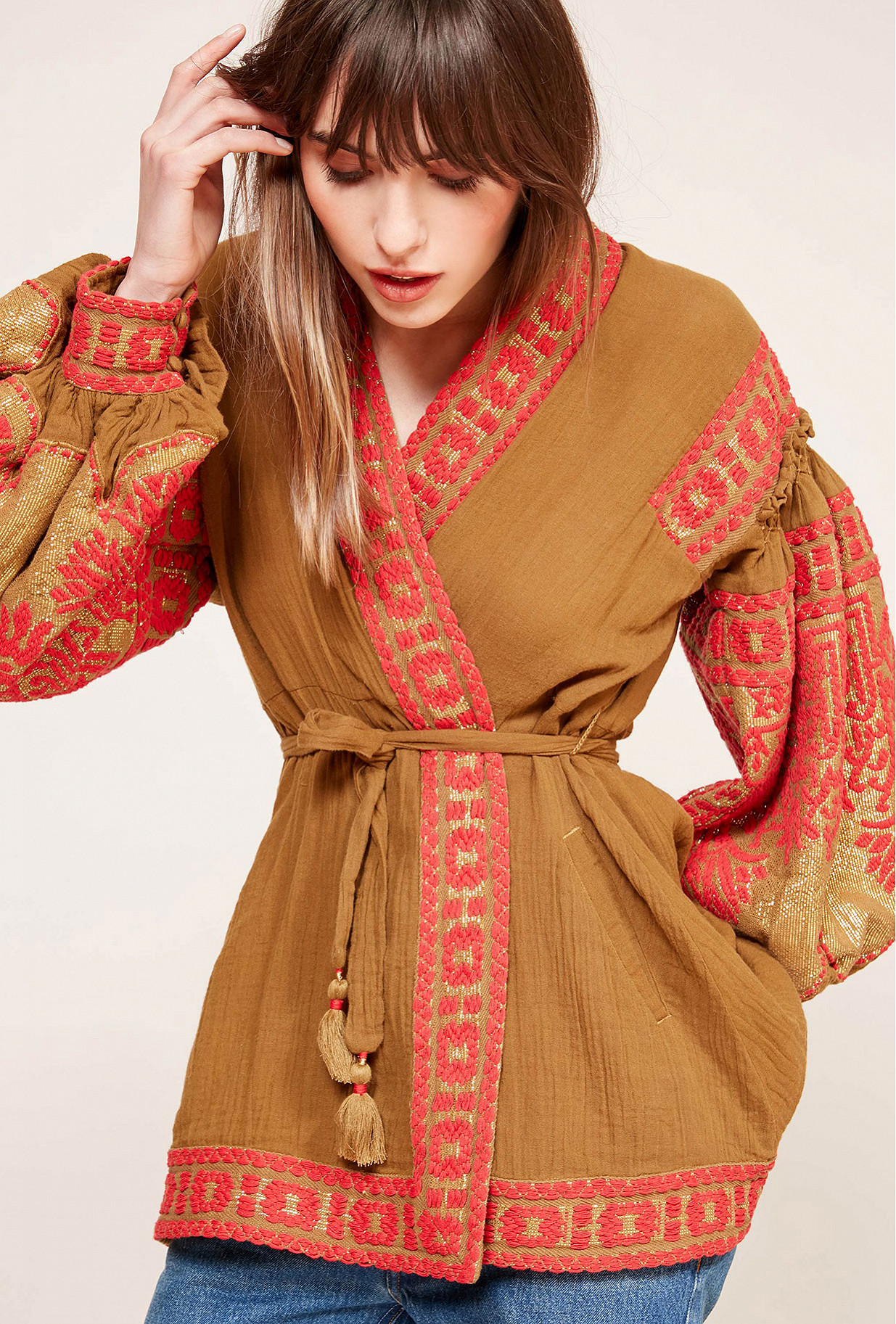 Paris clothes store Kimono  Kasak french designer fashion Paris
