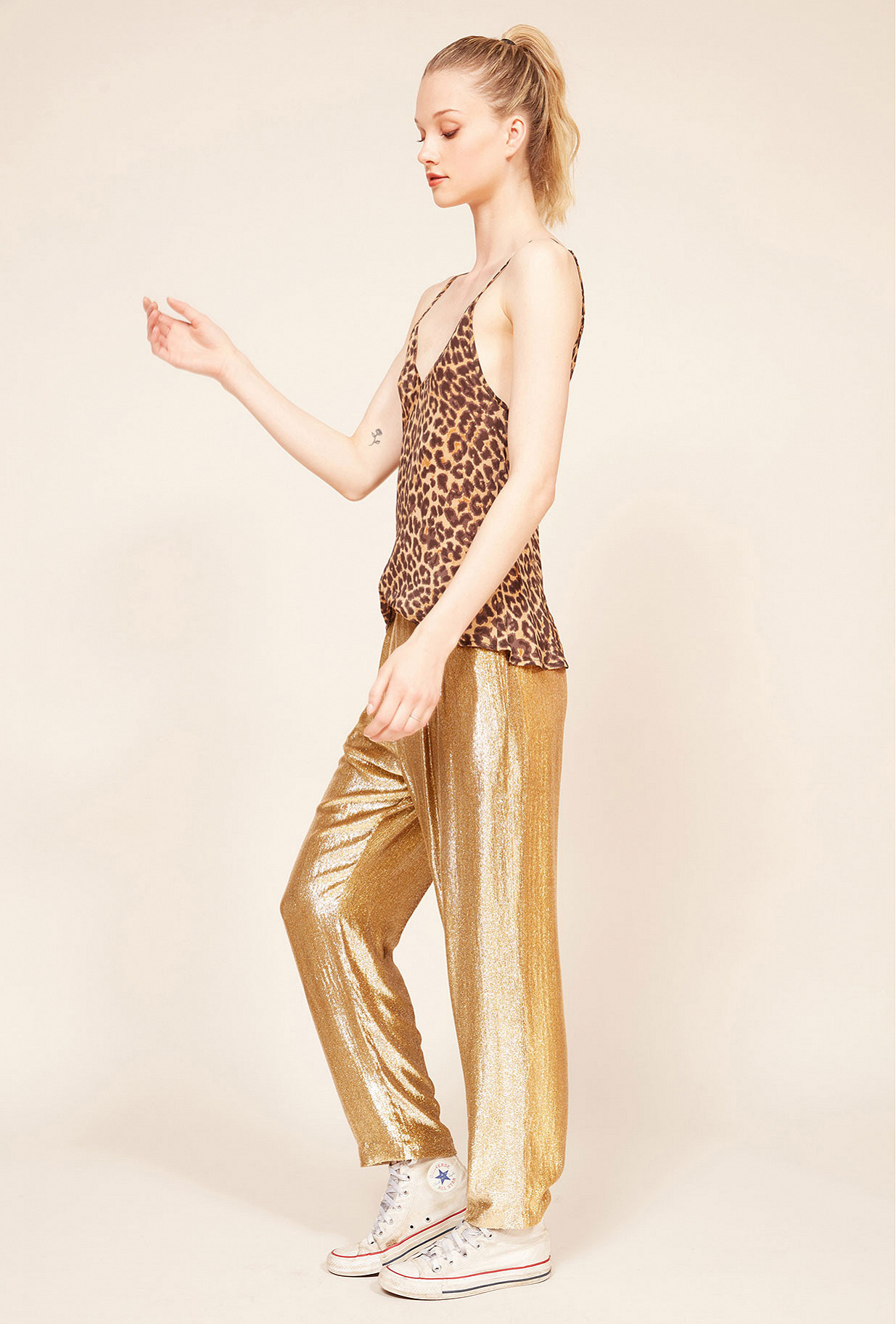 Pantalon Or Holmes Mes Demoiselles Paris