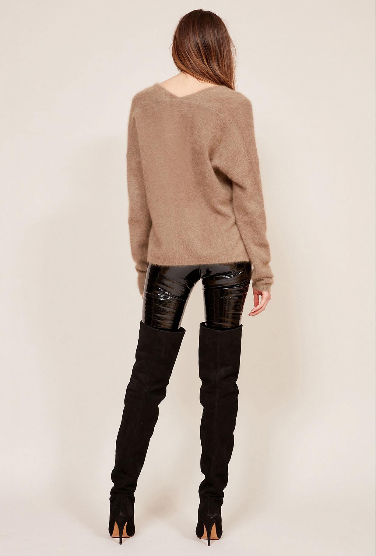Paris boutique de mode vêtement Pull créateur bohème  Elizabeth