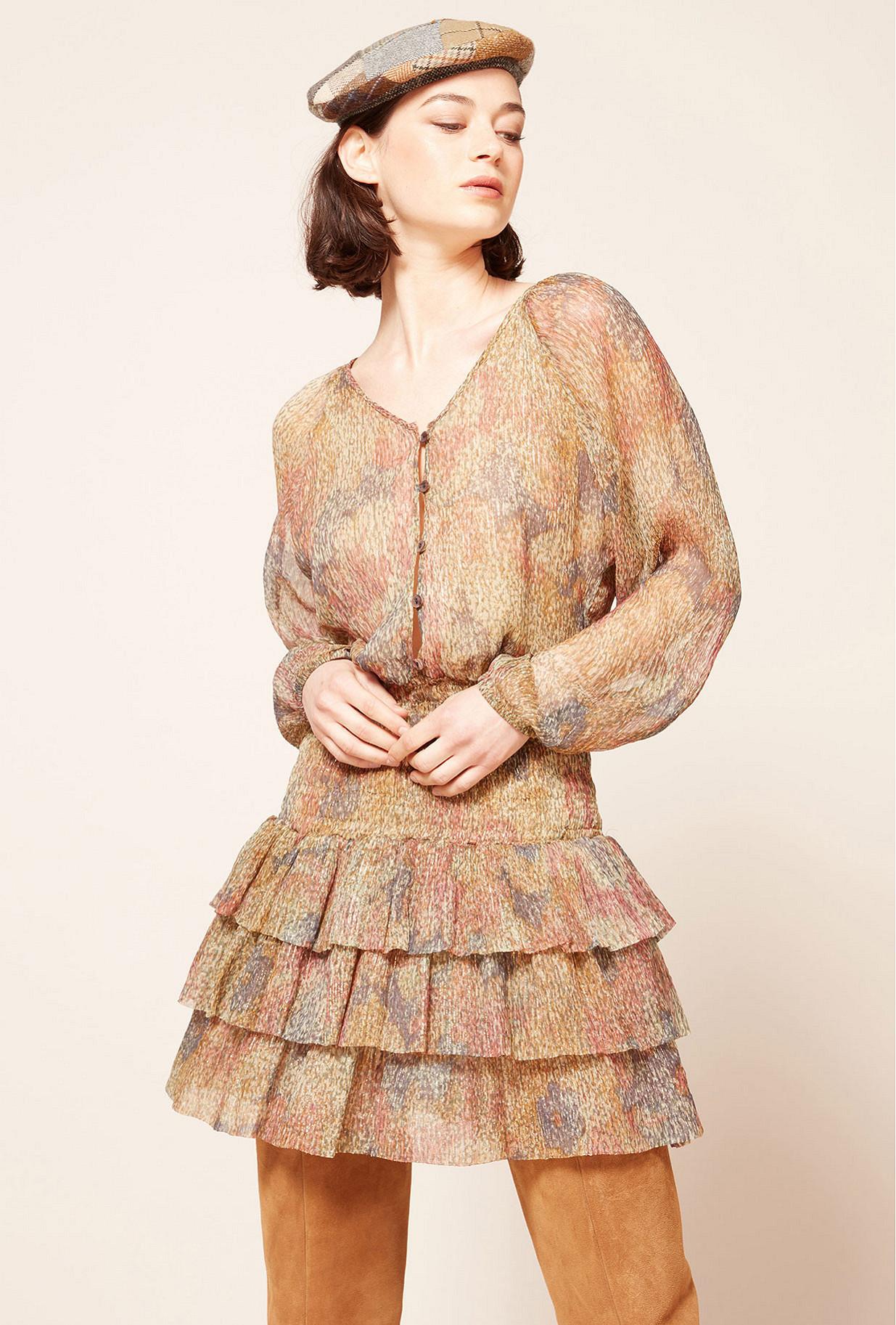 Paris clothes store Dress  Aleli french designer fashion Paris