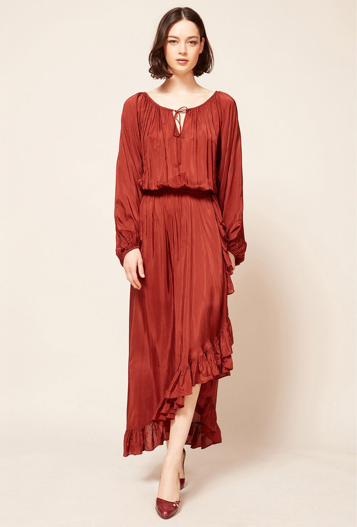 Paris boutique de mode vêtement Robe créateur bohème  Mercedes
