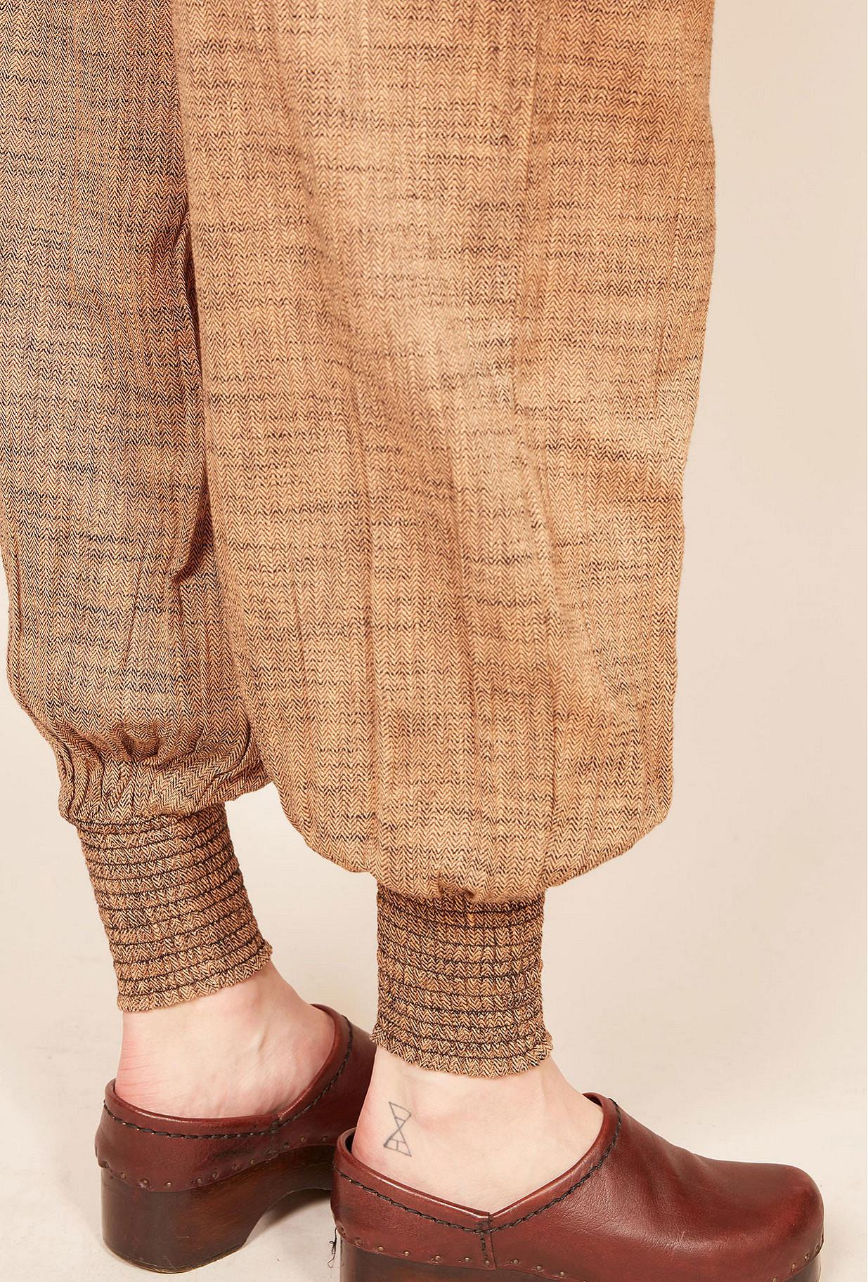 Paris boutique de mode vêtement Pantalon créateur bohème  Bogu
