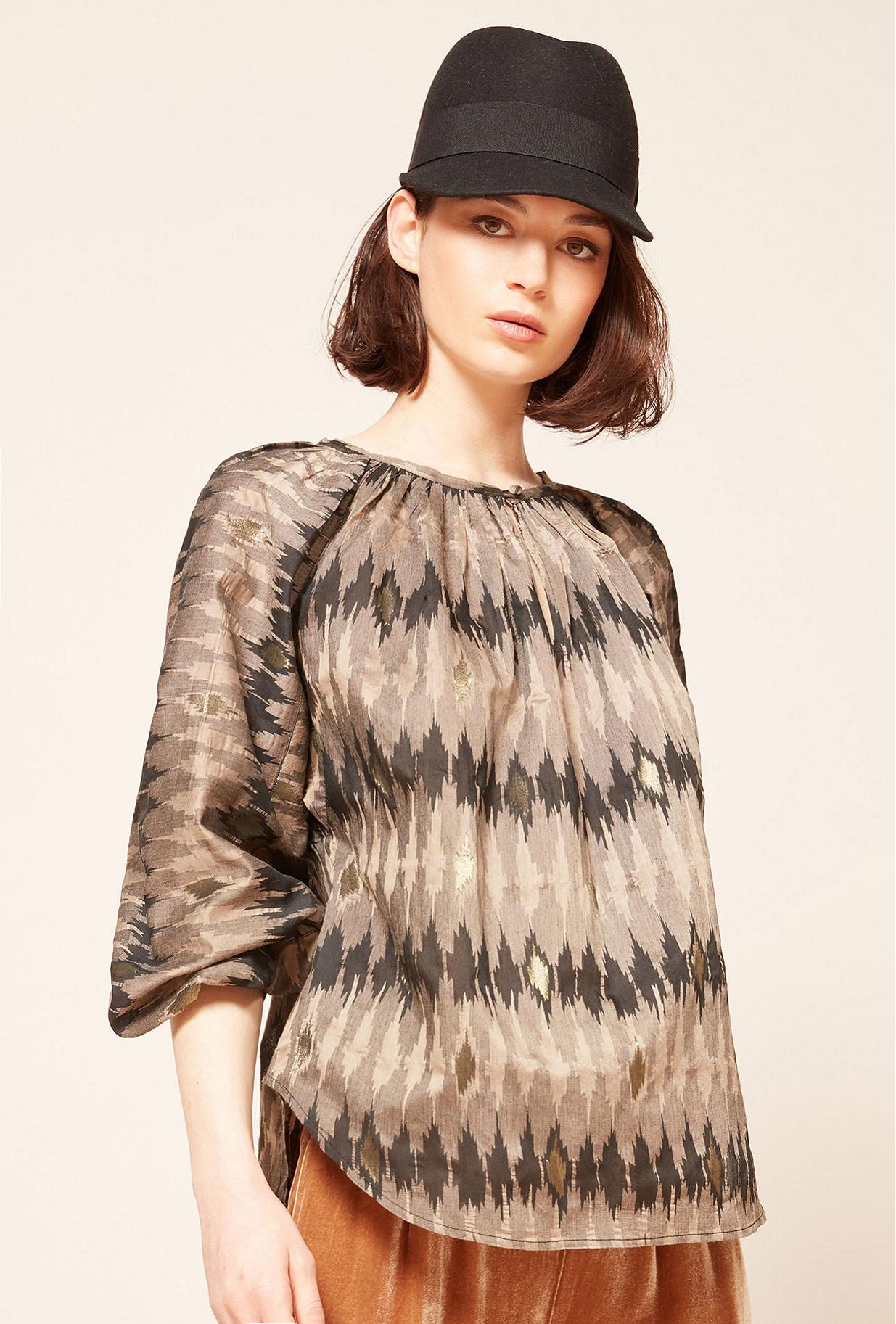 Paris clothes store Blouse  Jember french designer fashion Paris