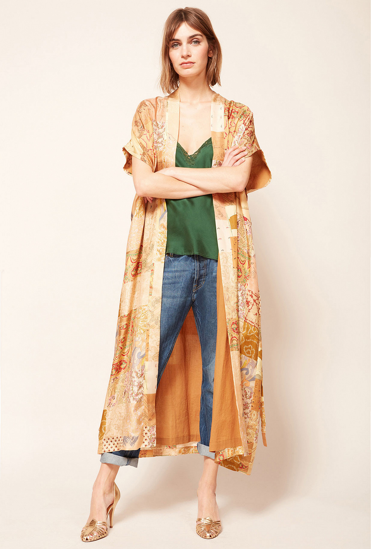 Paris clothes store Kimono Pachmina french designer fashion Paris