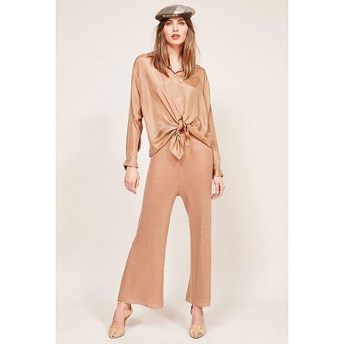 Pantalon Terracotta  Shaggy mes demoiselles paris vêtement femme paris
